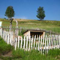 Святой источник недалеко от села Б.Раково, Глядянское