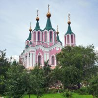 Скорбященская церковь, Далматово