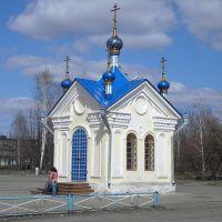 Часовня (30.04.2006), Далматово