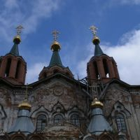 Храм, Далматово