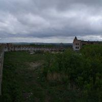 Стена монастыря, Далматово