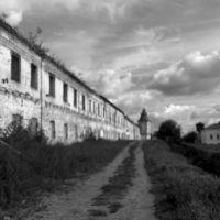 Мой взгляд ! Далматово монастырь 2009г южная сторона!, Далматово