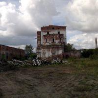 Мой взгляд ! Далматово монастырь 2009г внутренний двор!, Далматово