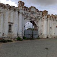 Мой взгляд ! Далматово монастырь 2009г Восточные врата!!!, Далматово