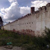 Мой взгляд ! Далматово монастырь 2009г Восточная стена!!!, Далматово