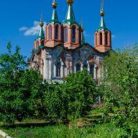 Далматово. Успенский монастырь, Далматово