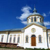 Каргополье. Покровский храм., Каргаполье