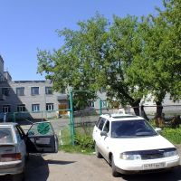 Каргапольская районная больница, Каргаполье