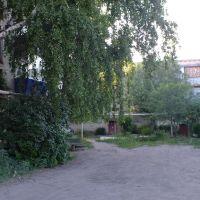 Двор, Каргаполье