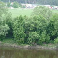 Река Исеть, Катайск