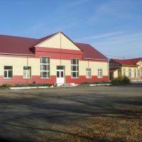 Катайск, железнодорожная станция., Катайск