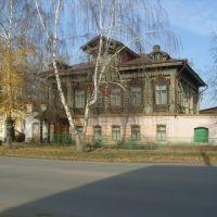 Катайский краеведческий музей., Катайск