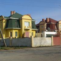 Катайск, коттеджи на ул. 30-летия победы., Катайск