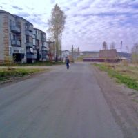 Улочки Кетово, Кетово