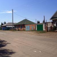 Домики на ул. Боровая, Кетово