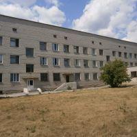 Поликлиника села Кетово(вид сзади), Кетово