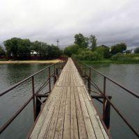 мост через оз.Щучье, Кетово