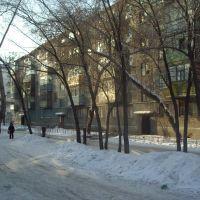2005 Курган. Дзержинского, 38 / Kurgan. Dzerzhinsky st, 38, Курган