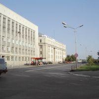 2003 Курган. Здание УВД области / Kurgan. Building regional police department, Курган