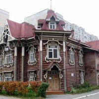 Памятник архитектуры, Курган