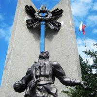 Памятник воинам погибшим в локальных конфликтах, Курган