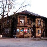 Дом А.И. Кочешева, Курган