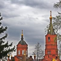 Кафедральный собор Александра Невского, Курган