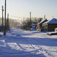 Matrosov street, Куртамыш