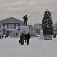 Главная площадь, Куртамыш