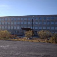 Лебяжьевская средняя школа, Лебяжье