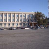 Администрация Лебяжьевского района, Лебяжье