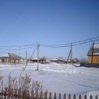 перекресток ул.Суворова-переулка Пушкина, Лебяжье