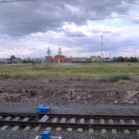 Церковь, Лебяжье