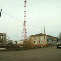 Башня в Лебяжьем, Лебяжье