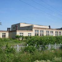 Школьная столовая (School dining room), Макушино
