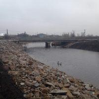 Мост через Кизак, Мокроусово