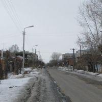ул.Октябрьская, Шадринск