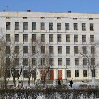Школа №4, ул. Свердлова, Шадринск