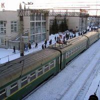 Вокзал Шадринск, Шадринск