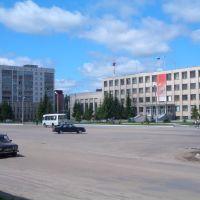 Администрация г. Шадринска, Шадринск