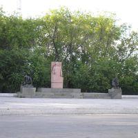 Памятник Шадру (27.06.2007), Шадринск