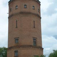 Водонапорная башня, Шадринск