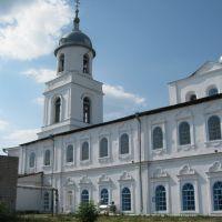 Никольская церковь, Шадринск
