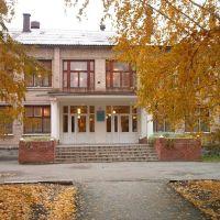 ШМК осенью, Шадринск