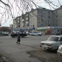 Шадринск.Октябрь 2012.Базарный перекресток, Шадринск