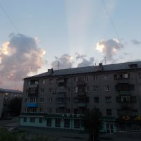 sunrise, Шадринск