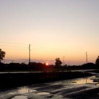 Утро на автовокзале, Шатрово
