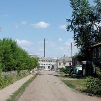 Улица Маркса, Шатрово
