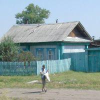 По Комсомольской, Шатрово