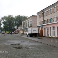 Площадь, Шатрово